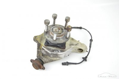Ferrari 456 M GT GTA Front left complete hub knuckle with ball joint