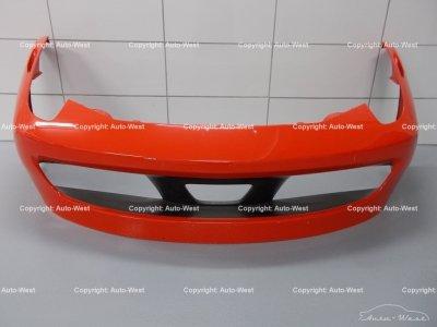 Ferrari 458 Italia F142 Challenge Front carbon bumper Rosso Scuderia colour