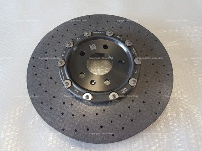 Lamborghini Huracan LP580 LP610 NEW Front Left ceramic brake disc