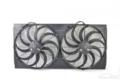Ferrari 550 F133A 575 F133E Maranello Water coolant radiator vents fans