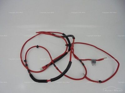 Aston Martin DB9 LHD Battery electricity + cable