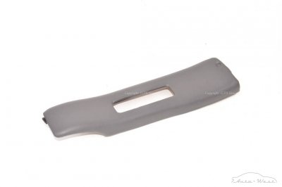 Maserati 3200 4200 GT B pillar seat belt cover right side grey