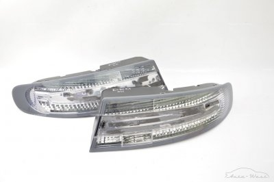 Aston Martin DB9 DBS Vantage Virage Rapide Rear clear lights light left + right