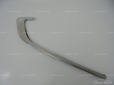 Aston Martin Vantage Coupe RH side quarter chrome trim