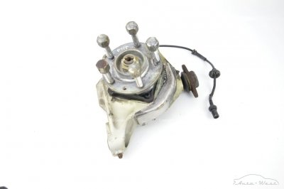 Ferrari 456 M GT GTA Front right complete hub knuckle with ball joint