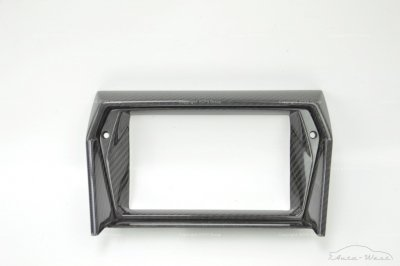 Lamborghini Aventador LP700-4 New OEM carbon navigation display frame trim