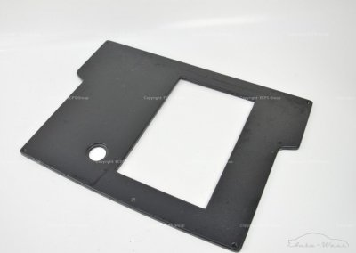 Lamborghini Diablo LHD Front trunk boot compartment trim cover plate