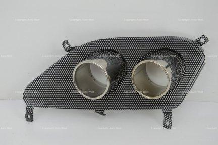 Ferrari FF F151 Rear left tailpipe exhaust finisher New