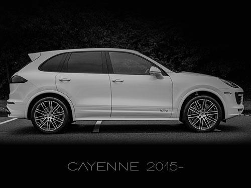 Cayenne 2015-