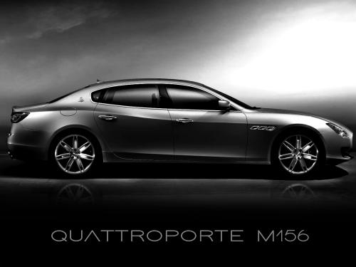 Quattroporte M156