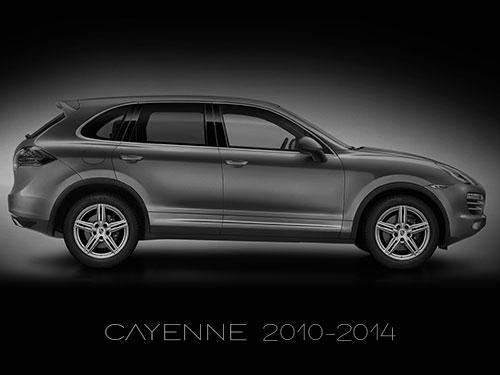 Cayenne 2010-2014