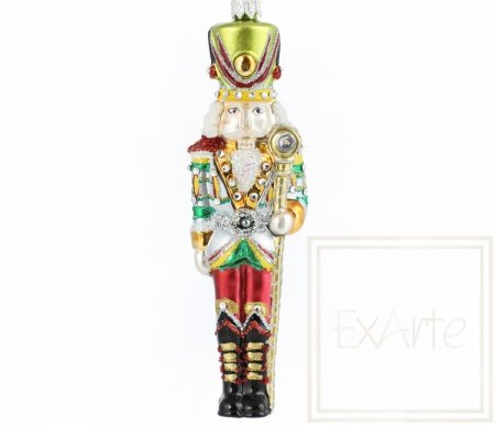 Nussknacker 17cm – Drum Major