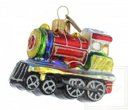 Lokomotive 7cm – Bunte Tour