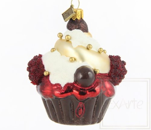 Cupcake 9cm – Schoko-Versuchung