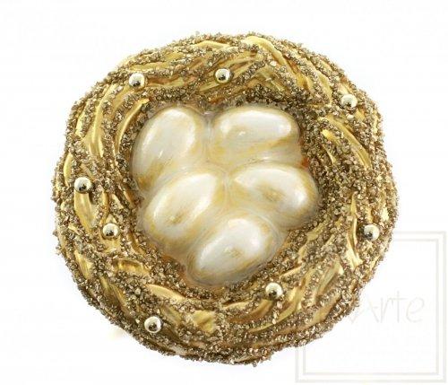 Nest 9 cm – Golden