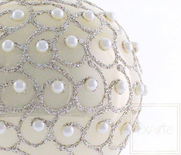 Kugel 10 cm - Perlglanz