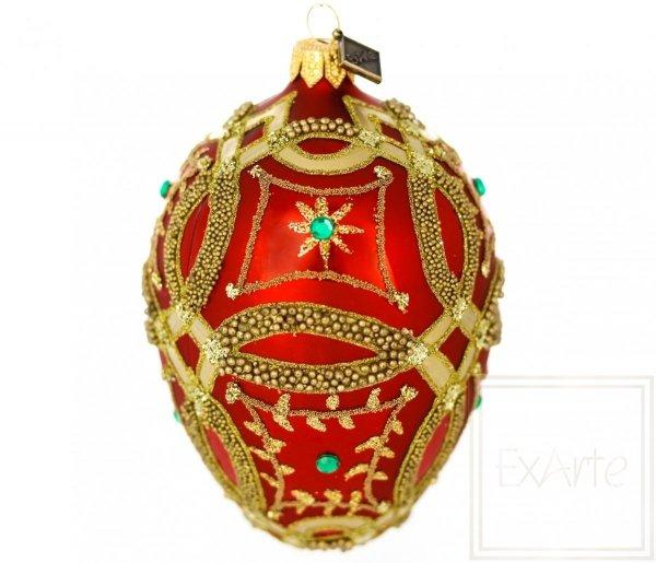 Jajko 13cm - Bizantyjski szyk
