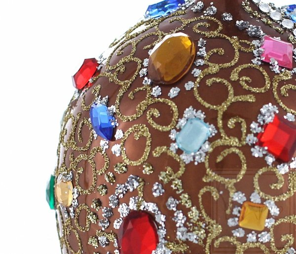 Jajko 13cm - Smaki karnawału