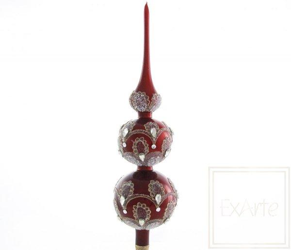 Czub / szpic 42cm - Kryształowe wachlarze