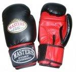 Rękawice bokserskie MASTERS - RPU-2A -skaj
