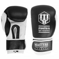 Rękawice bokserskie MASTERS RPU-TR