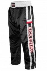 Spodnie sportowe długie MASTERS - SKBP-100A-czarne