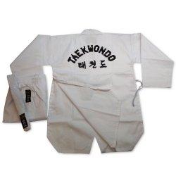 Dobok do Taekwondo WTF od 100 cm