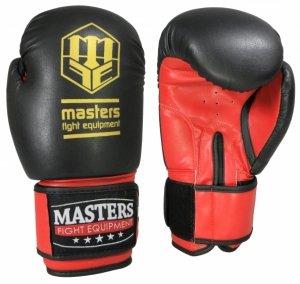 Rękawice bokserskie MASTERS - RPU-2A 14 lub 16 oz