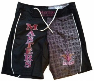 Spodenki do MMA MASTERS - SM-7000