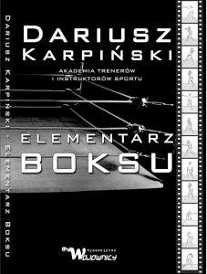 Elementarz boksu Dariusz Karpiński
