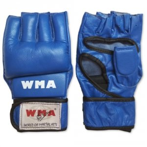 Rękawice do MMA skóra