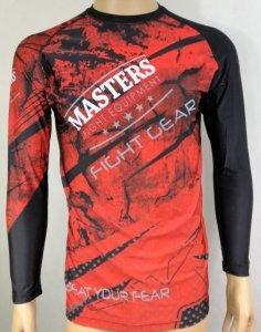 Rashguard MASTERS długi rękaw - RSG-MFE-2