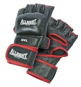 Rękawice MMA PRO skóra