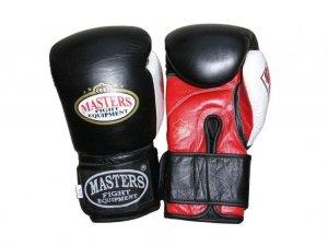 Rekawice bokserskie Masters RBT Gel