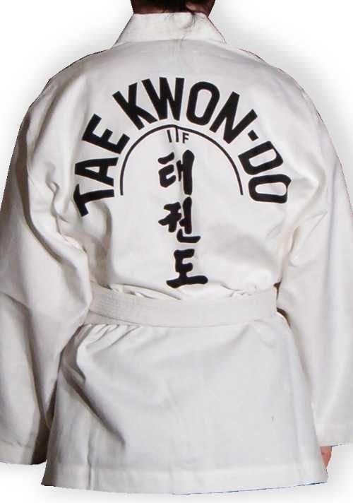 Dobok taekwondo ITF od 120cm