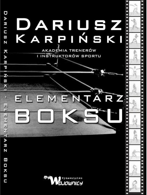 Elementarz boksu Karpiński Dariusz