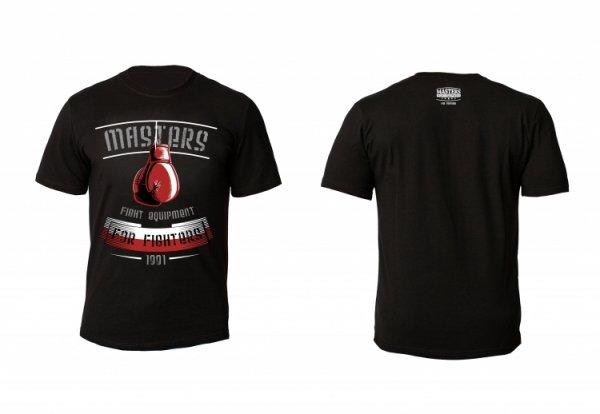 T-shirt MASTERS - TS-06 -sklep budosport.pl