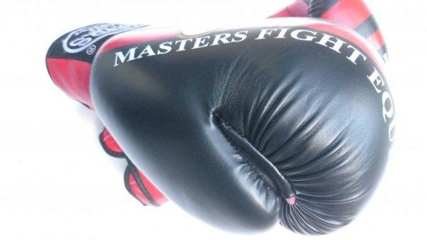 Rękawice bokserskie MASTERS - RPU-21A 12 oz