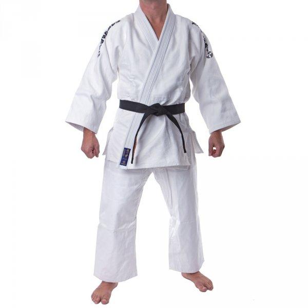 Judogi OSAKA białe 24oz Hayashi
