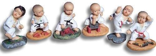Figurki karateków 2
