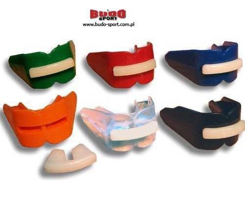 Ochraniacz zębów - podwójny
