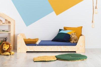 KIKI 13  90x170cm Łóżko dziecięce drewniane ADEKO