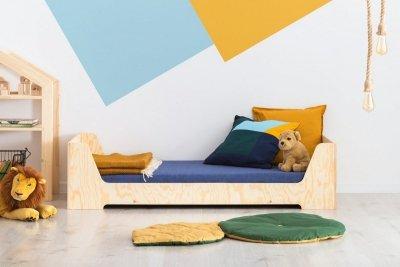 KIKI 13  90x150cm Łóżko dziecięce drewniane ADEKO