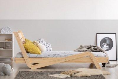 Zigzag 100x160cm Łóżko młodzieżowe ADEKO