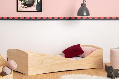 PEPE 5 80x180cm Łóżko drewniane dziecięce