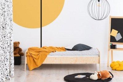KIKI 9  80x150cm Łóżko dziecięce drewniane ADEKO