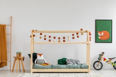 Mila MM 80x190cm Łóżko dziecięce domek ADEKO