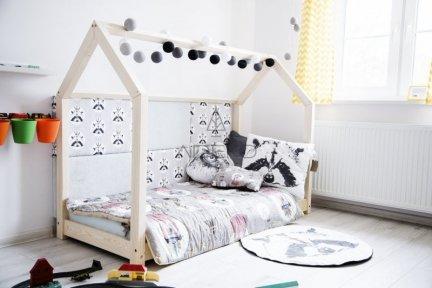 Łóżko dziecięce domek Mila M 140x190cm ADEKO