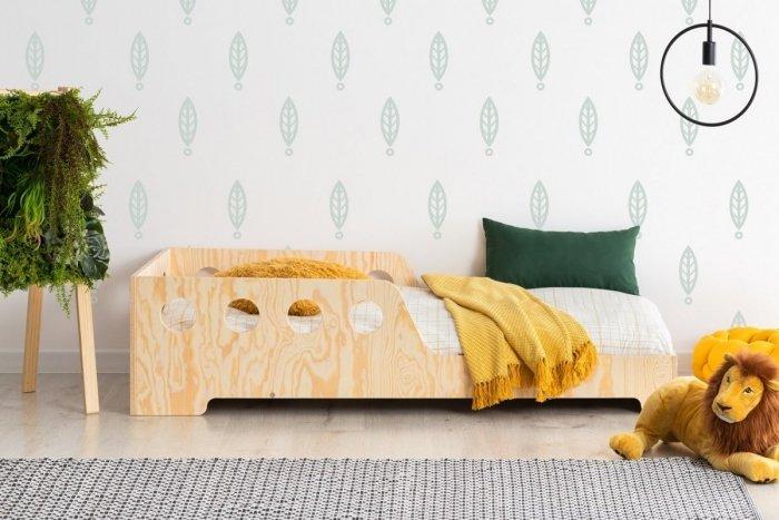 KIKI 16  80x190cm Łóżko dziecięce domek ADEKO