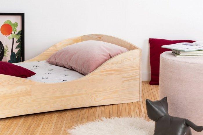 PEPE 5 70x140cm Łóżko drewniane dziecięce